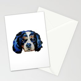 King Charles Stationery Cards