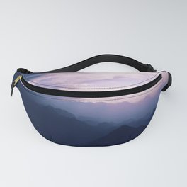 Soft Mountains Fanny Pack