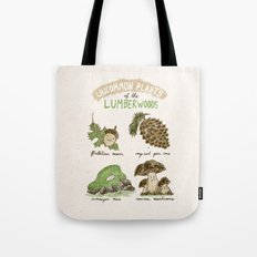 Uncommon Plants Of The Lumberwood Tote Bag