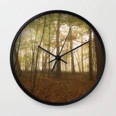 A Secret World Wall Clock