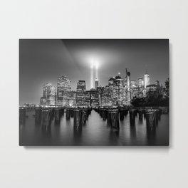 Spirit of New York Metal Print