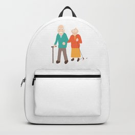 Happily Married For Ages Backpack