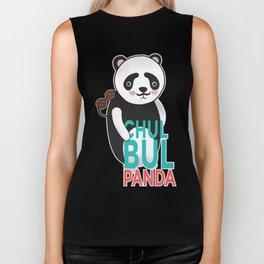 Chulbul Panda Biker Tank