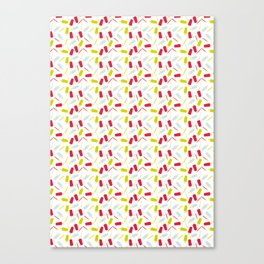Iceblock Canvas Print