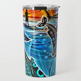 Whales Tale Travel Mug