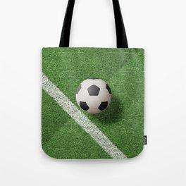 BALLS / Football Tote Bag