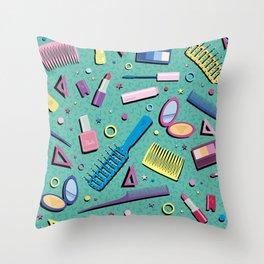 material girl Throw Pillow
