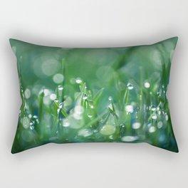 Microcosmos Rectangular Pillow