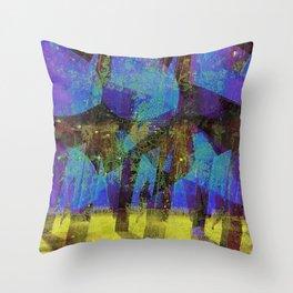 20180128 Throw Pillow