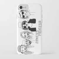 cactei iPhone & iPod Cases featuring Sticky Fingers  by ☿ cactei ☿