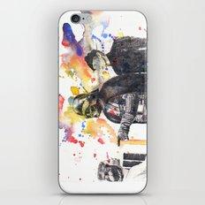 Darth Vader Pointing Leia Star Wars Movie Scene iPhone & iPod Skin