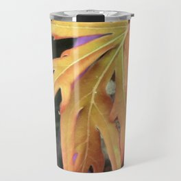Leaf Study 2 Travel Mug