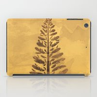 arya iPad Cases featuring Feather Tree in warm colours by Hinal Arya