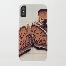 Chocolate Slim Case iPhone X