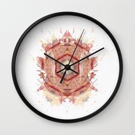 Inkdala XXXV - Psychology Art Wall Clock