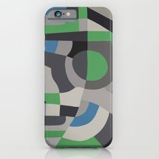 Hacienda Green iPhone 6s Slim Case
