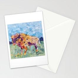 Colorado Buffalo Stationery Cards