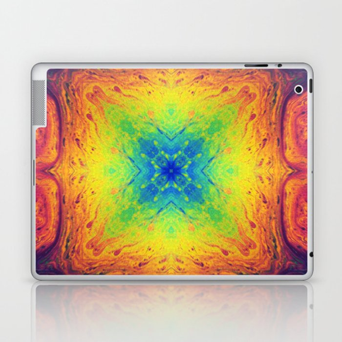 Psychedelic Two Laptop & iPad Skin