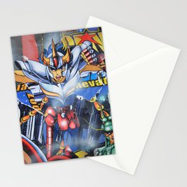 Saint Seiya 1 - Knights of the Zodiac Stationery Cards
