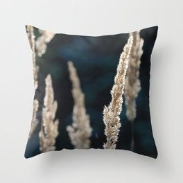 grassland Throw Pillow
