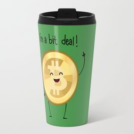 BIT DEAL! (v2) Travel Mug