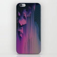 Pink Fringe iPhone & iPod Skin