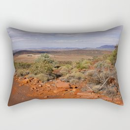 Flinders Ranges Desert landscape Rectangular Pillow