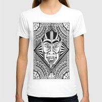 devil T-shirts featuring Devil by Cady Bogart