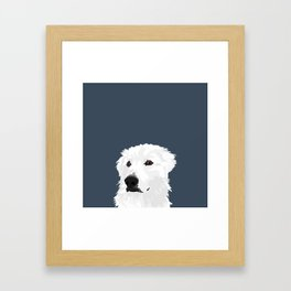 Ivan Framed Art Print