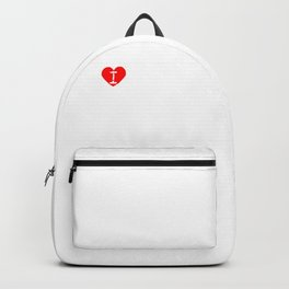 I Heart Buddha | Love Buddha Backpack