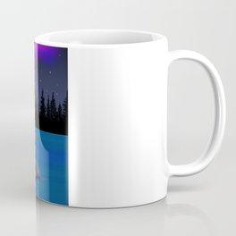 Camping Scenic Coffee Mug