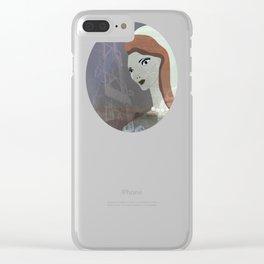JEZEBEL no32 Clear iPhone Case