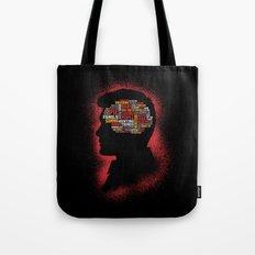 Dean's Phrenology Tote Bag