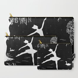 Swan Lake: Odette the White Swan Carry-All Pouch