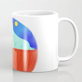 Lunar New Year in February Coffee Mug