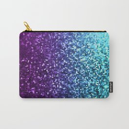 Mosaic Sparkley Texture G198 Carry-All Pouch