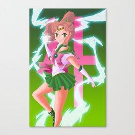 Jupiter Power Makeup! Canvas Print