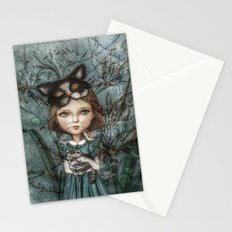 Cecile *Cattitude* Stationery Cards