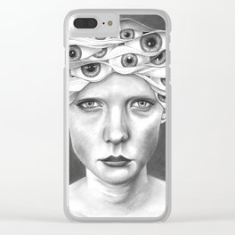 anthem for a seventeen year old series n5 Clear iPhone Case