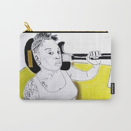 Meshell Ndegeocello Carry-All Pouch