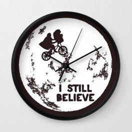 I Still Believe Wall Clock
