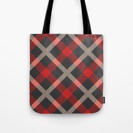 Classic Tartan Tote Bag