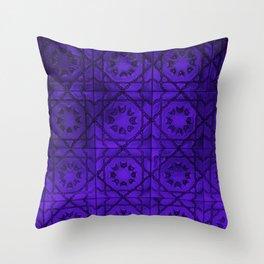 Portugal tile Throw Pillow