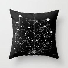 Life & Goals Throw Pillow