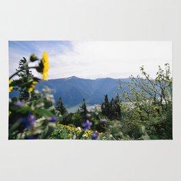 Wildflowers Rug