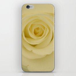 Peaceful folds iPhone Skin