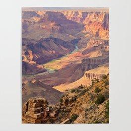 Colorado River, Grand Canyon Poster