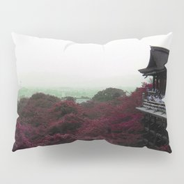 From a distance (Kyoto, Japan) Pillow Sham