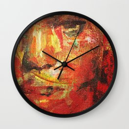 Nemesis Wall Clock