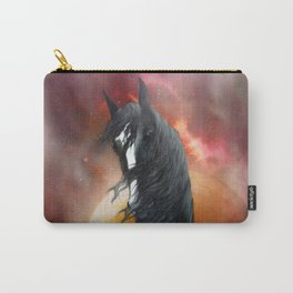 Fantasy Shire Horse Carry-All Pouch